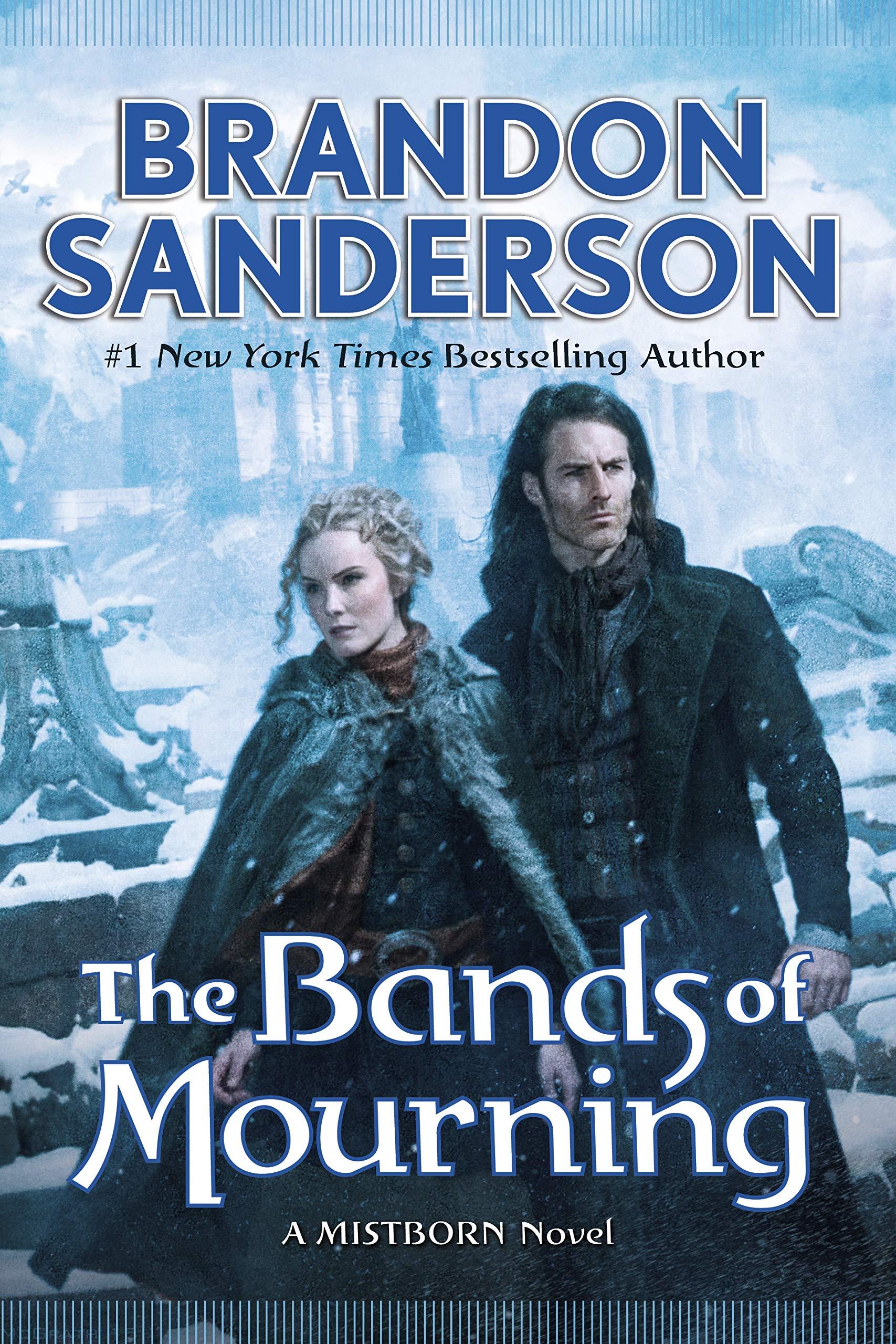 Mistborn #6 Bands of Mourning - Brandon Sanderson