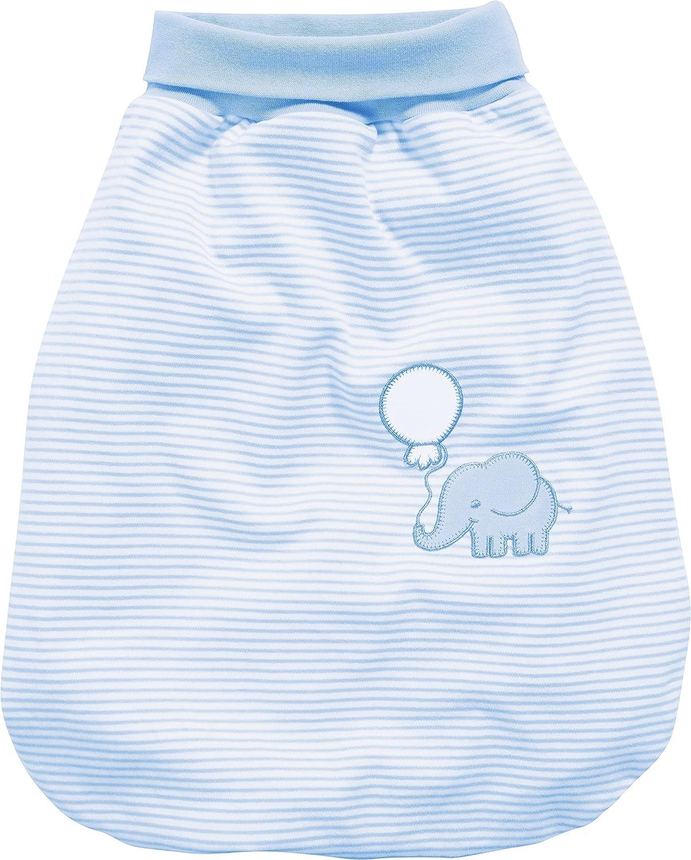 Schnizler Baby - Unisex Schlafsack, Strampelsack Elefant mit elastischem Umschlagbund Schnizler Baby Schlafsack Beige (Natur 2) One size Playshoes GmbH