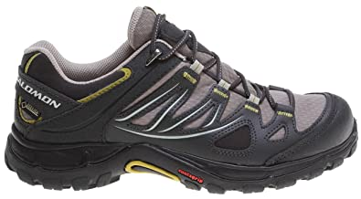 Buy SALOMON Women's Ellipse GTX Hiking Shoe, ThymeAsphalt