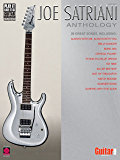 Joe Satriani Anthology Songbook