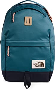 The North Face Daypack, Mallard Blue/Aviator Navy, OS