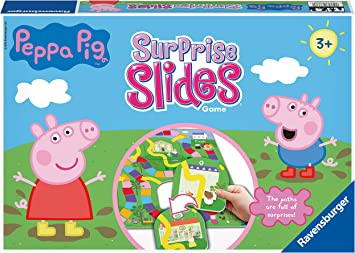Nouveau Ravensburger Peppa Pig Dominoes Game