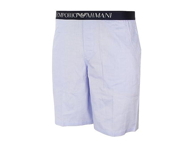 Emporio Armani - Pantalón de Pijama - para Hombre 17232 Licht Blue Medium