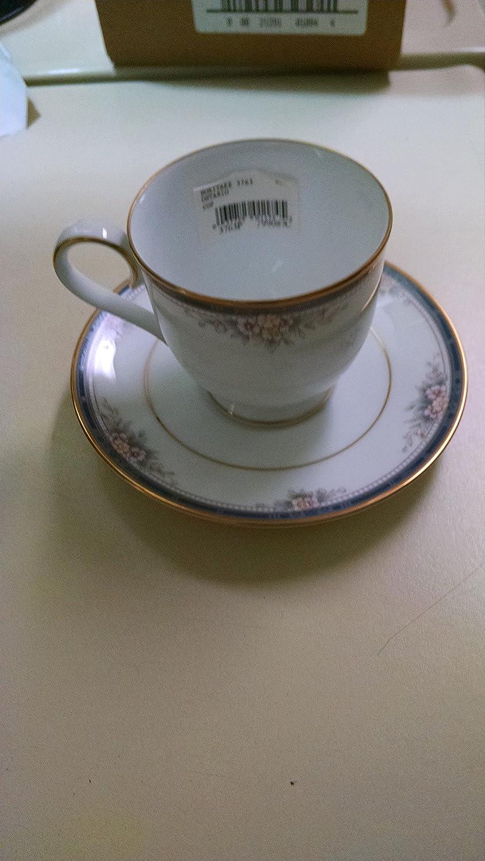 Noritake Ontario #3763 Cups & Saucers