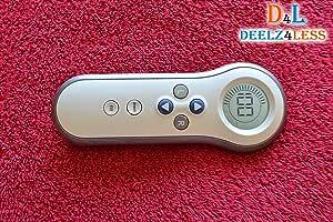 Amazon.com: Select Comfort Sleep Number Wireless Remote ...