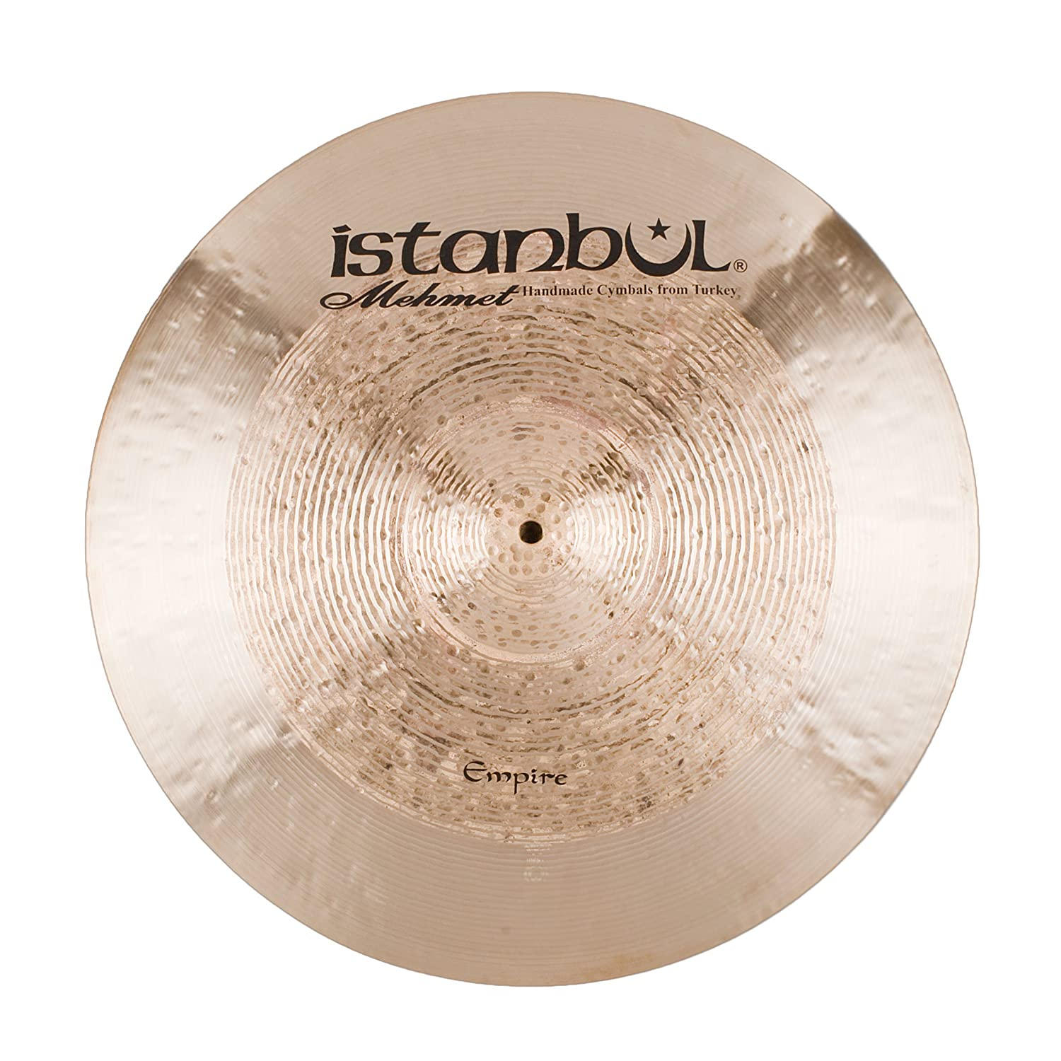 Istanbul Mehmet Cymbals Custom Series Empire Jazz Ride Cymbals RJE (19