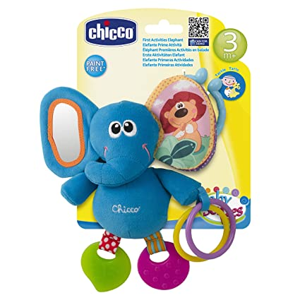 Chicco- Big & Small Ducha Íntima Nº12 (Artsana 000...