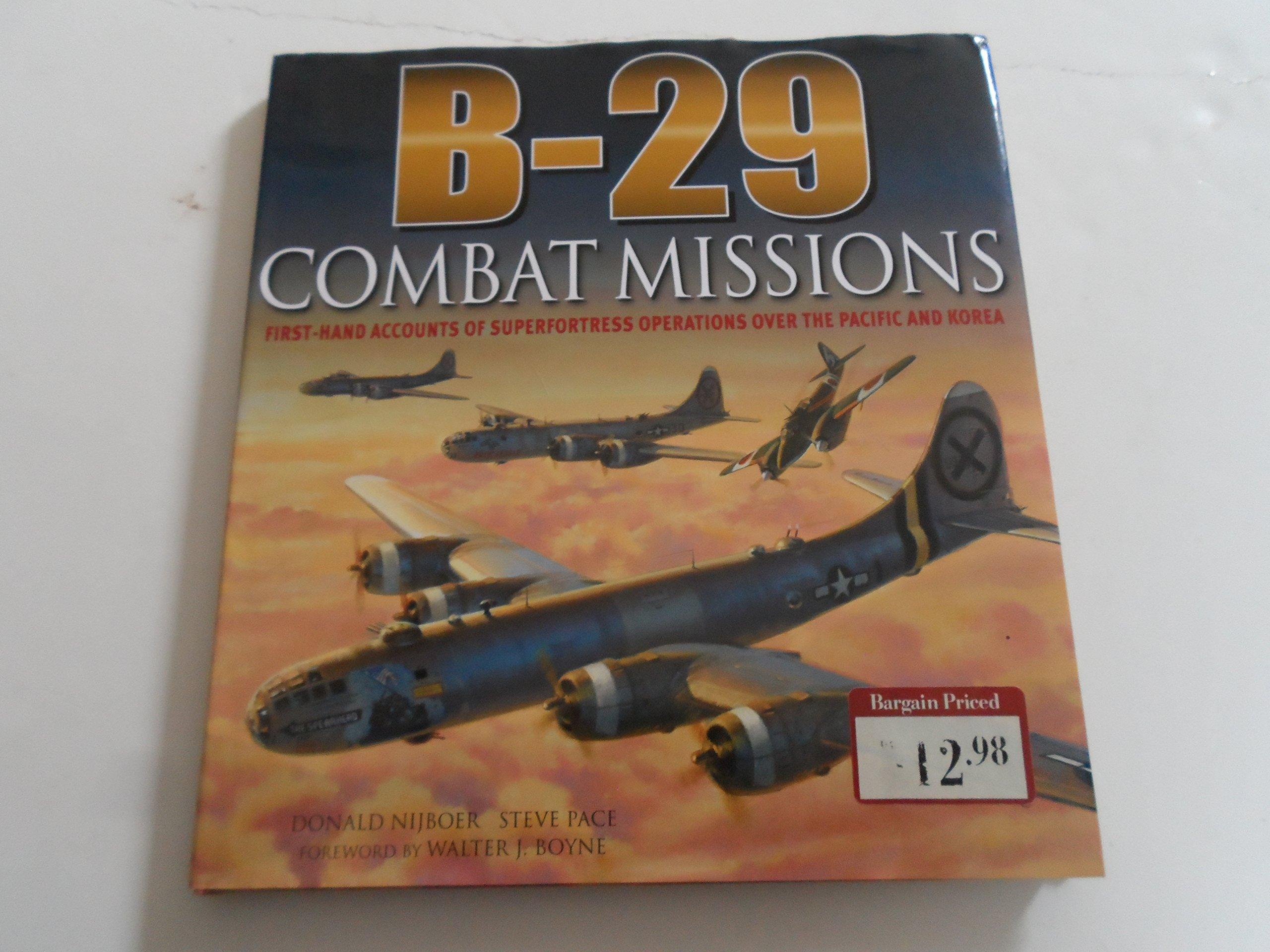 B-29 Combat Missions PDF