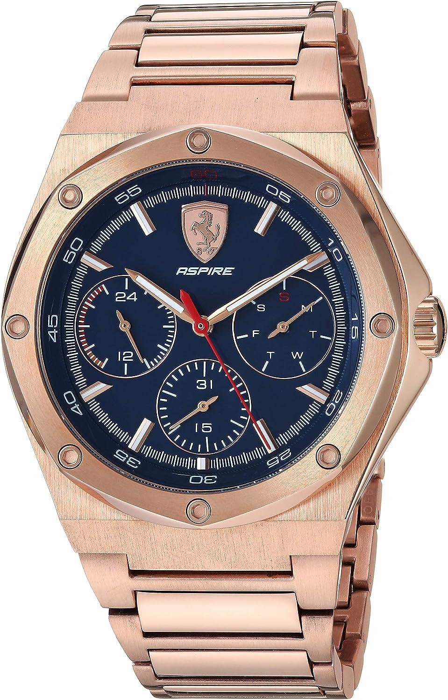 Ferrari Aspire Ferrari Herren Reloj 0830536 Amazon De Uhren