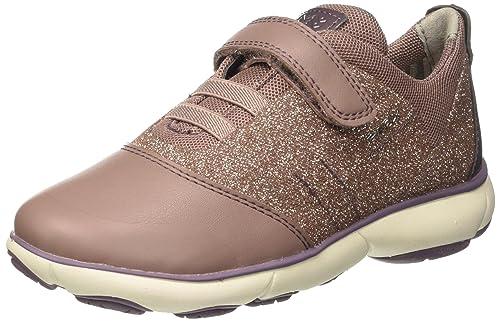 Geox J Nebula A, Zapatillas para Niñas: Amazon.es: Zapatos y complementos