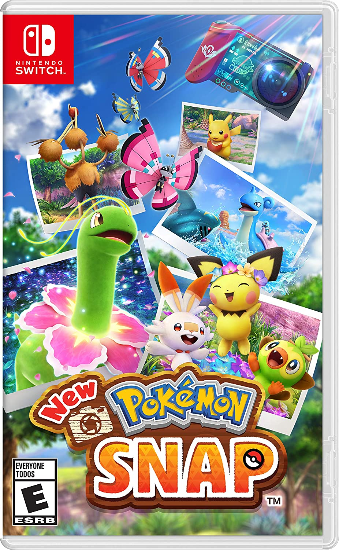 Nouveau Pokémon Snap