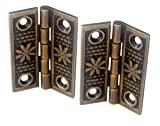 Antique Style Interior Cabinet Hinges by Nesha