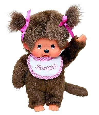 Monchhichi Classic Girl (Pink)