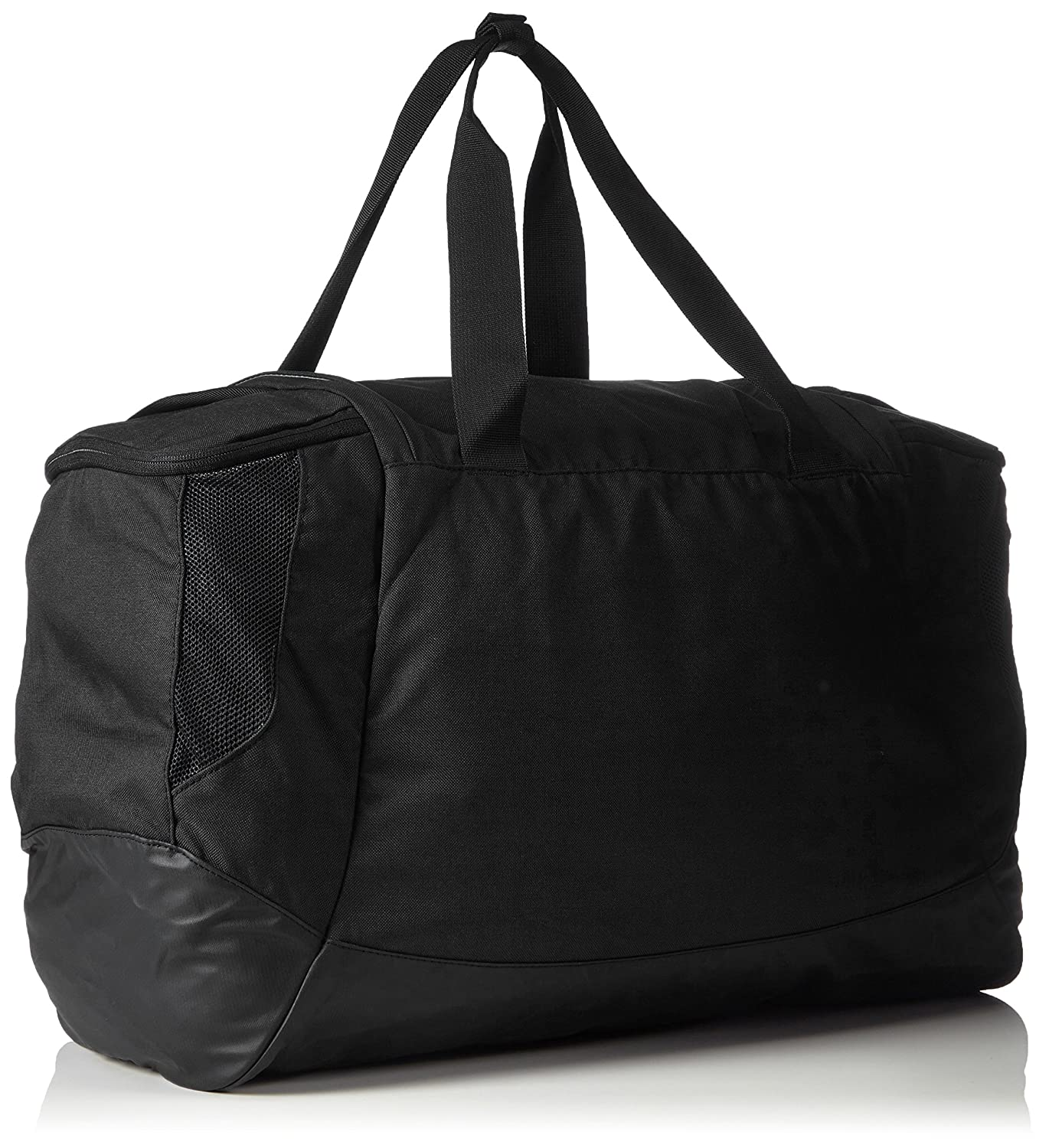 d091e56b9a Nike Club Team Polyester Black Duffel Bag  Amazon.in  Bags