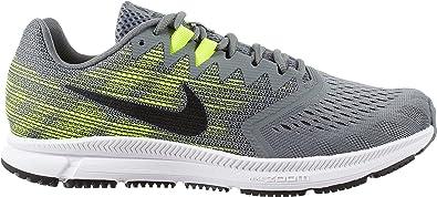 Nike Herren Zoom Span 2 Laufschuhe, Grau (Cool Grey/Black-Volt-