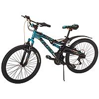 Bicicleta Mercurio Kaizer R24 Doble Suspensión
