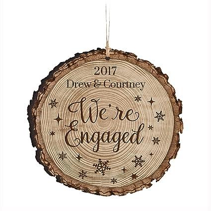 amazon com lifesong milestones personalized newly engaged couple