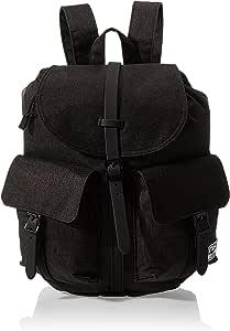 Herschel Supply Co. Dawson X-Small Backpack, Black Crosshatch, One Size