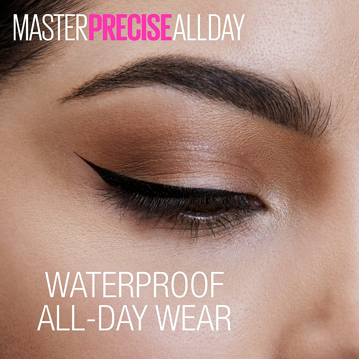 Amazon Maybelline Master Precise All Day Liquid Eyeliner Makeup
