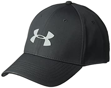 wholesale dealer 393d8 eea04 Under Armour Men Storm Headline Cap, Black, Medium Large