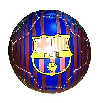 FC Barcelona - Balón de juego  Amazon.es  Deportes y aire libre 87641db31f817