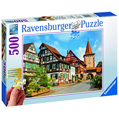 "Ravensburger 13686"" Gengenbach im Kinzigtal Adult Puzzle: Toys & Games"