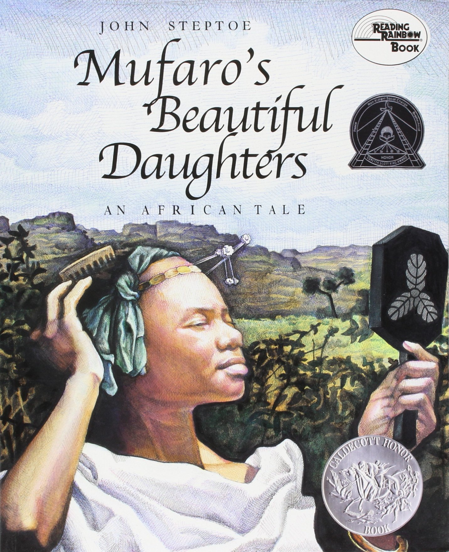 Mufaro's Beautiful Daughters.: Steptoe, John.: Amazon.com: Books