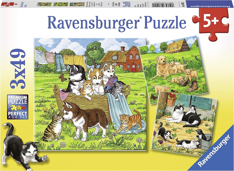 puzzles Ravensburger en promotion pour Noël