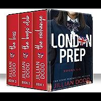 London Prep: Books 1-3 (English Edition)