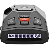 Cobra iRad Laser Radar Detector – iRadar App, RAD450 Technology with Bluetooth, Real Time Alerts, Extreme Long Range Protecti