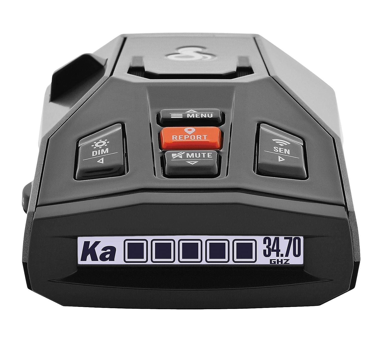 COBRA ELECTRONICS IRADAR iRadar(R) Laser/Radar Detector with Bluetooth(R):  Amazon.in: Electronics