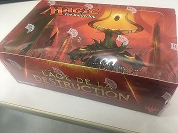 Magic: Age de la destruction – 604259 – Juegos de Sociedad – Caja ...