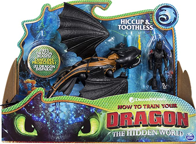 Amazon Com Dreamworks Dragons Toothless And Hiccup Dragon With Armored Viking Figure For Kids Aged 4 And Up Toys Games Things left to be done: dreamworks dragons toothless and hiccup dragon with armored viking figure for kids aged 4 and up