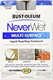 Rust-Oleum RustOleum 274232 NeverWet Liquid Repelling Treatment - Frosted Clear (510 Gms.)