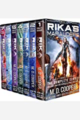 Rika's Marauders: The Complete Series Kindle Edition