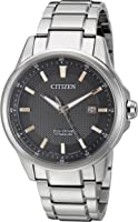 Citizen Men's 'Titanium' Quartz Titanium Casual Watch (Model: AW1490-50E)