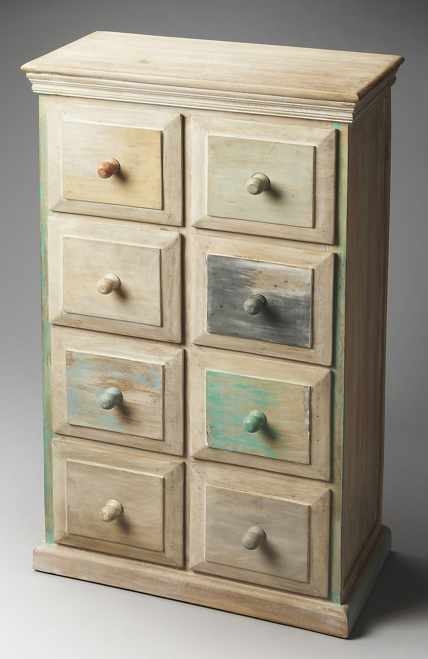 Recycled Crafted Chest with Drawer 543155