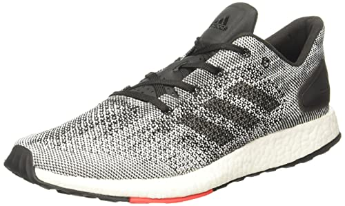10f11b949aed9 Adidas Men s Pureboost DPR Cblack Cblack Ftwwht Running Shoes- 11 UK India