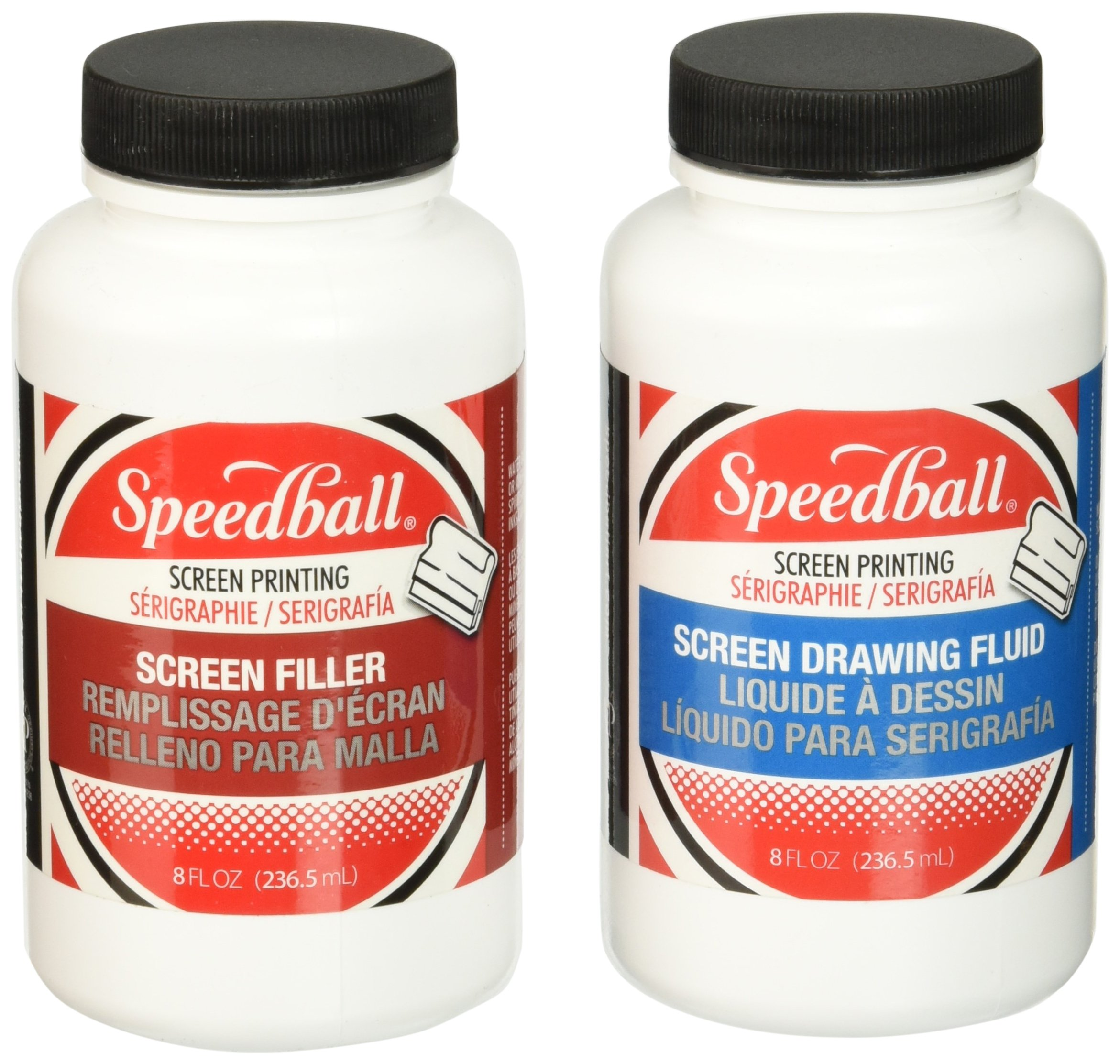 Speedball Art Products SB45031 Drawing Fluid/Screen Filler Kit by Speedball