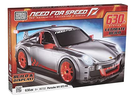 Megabloks Need for Speed Porsche GT3 RS