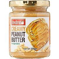 Frezfruta Sugar Free Creamy Peanut Butter, 225 g
