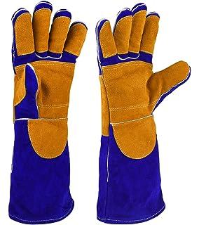 2X Revco Black Stallion Cowhide//Pigskin Stick Welding Gloves 730 MAXIMUS  M