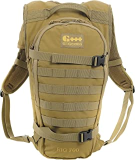 Geigerrig Tactical Rig 700 Sac à dos, couleur sable 855363004116