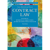 Cases, Materials and Text on Contract Law (Ius Commune Casebooks for the Common Law of Europe) (English Edition)