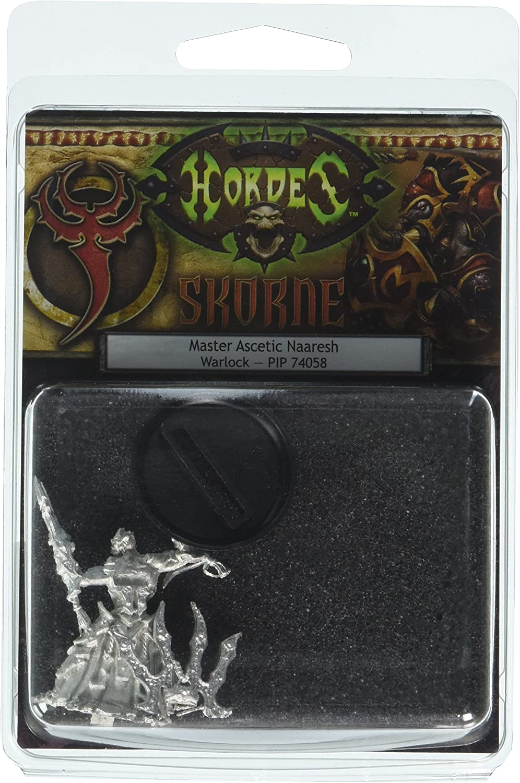 Hordes Skorne Master Ascetic Naaresh PIP 74058