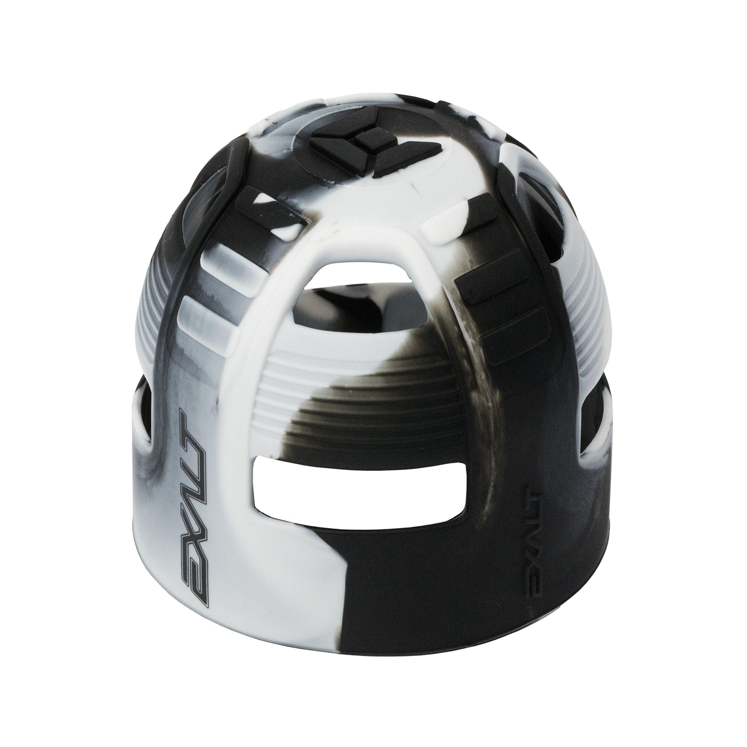 Exalt Paintball Tank Grip - Universal (45-88ci) - Zebra by Exalt
