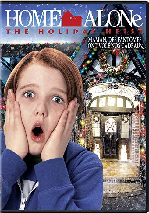 Top 9 Home Alone  Holiday Heist Dvd