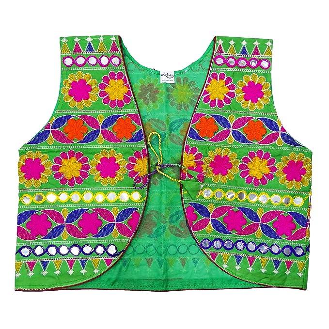 PEEGLI Indian Frauen Jacket Kutch Bestickte Banjara Jacke Shrug New ...