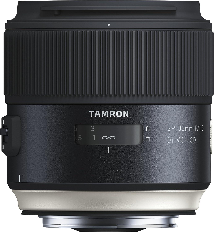 Tamron SP - Objetivo para Canon DSLR (Distancia Focal Fija 35mm ...