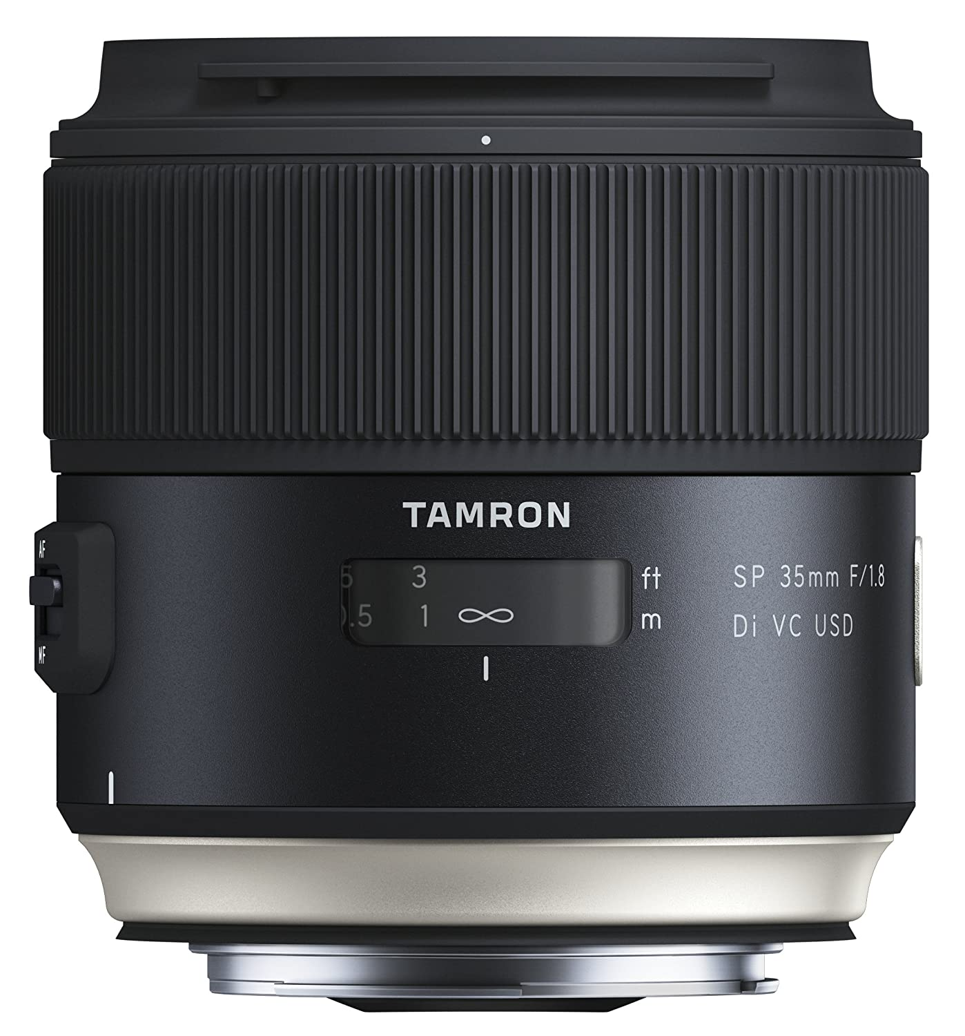 TAMRON SP 35mm F/1.8 Di VC USD Lens for Canon DSLR Camera